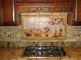 french country kitchen tile backsplash. hand painted wall tiles for french country kitchen decor tile backsplash b