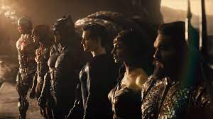 Zack Snyder's Justice League review: