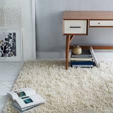 white wool shag rug. Modren Rug Intended White Wool Shag Rug O