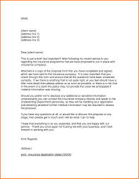 Collection Of Solutions Example Cover Letter For Insurance Company
