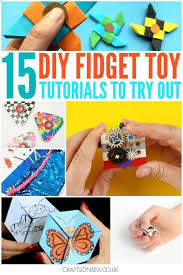 follow these videos and tutorials to make your own diy fidget toys fidget spinners lego fidget cube paper fidget toys and loads more ideas kids will love