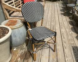 Ideas Enchanting Bistro Tables For Home Furniture Ideas Bistro Furniture Outdoor