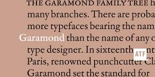 Download Garamond Atf Garamond Desktop Font Myfonts