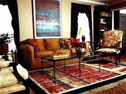 rugs for dark wood floors area best living 8 round wool liv