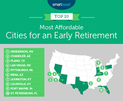 8 25 Tax Chart Texas The 10 Best U S Cities For An Early Retirement