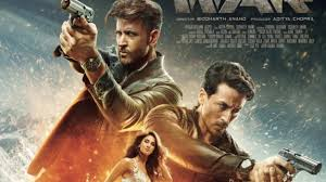 War Movie Review: Hrithik Roshan and Tiger Shroff film is 154 minutes of  only action