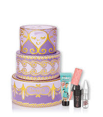 confection cuties includes 3 benefit bestsellers for a natural makeup look