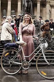 Revolutionary Road | Tweed run, Tweed ride, Fashion