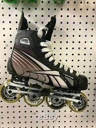 Reebok 1k Inline Hockey Skate Roller Blades New Size 8