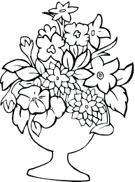 Printable Coloring Pages Of Flowers And Butterflies Free Printable Coloring Pages Flowers And Butterflies Flower
