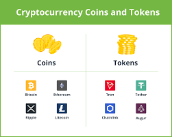 The facebook libra is the most famous stable coin in the market right now even though it was launched in january 2020. Cryptocurrency Coins Vs Tokens What S The Difference Etoro