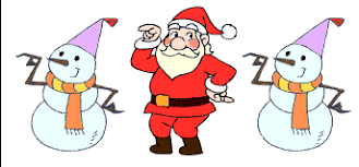 Free Christmas Clipart - Gifs - Animated Christmas Clipart