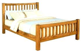 Mission Style Queen Bed Mission Style Bed Treasure Hunt Mission ...