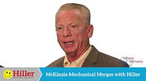mckinzie mechanical merge hiller plumbing heating cooling