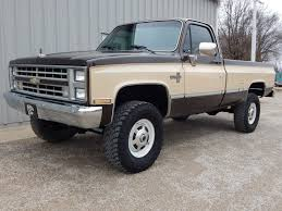 1981 Chevy 2500 - The Toy Shed Trucks