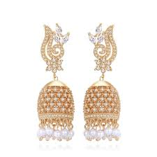 Artificial Jhumka Designs With Price China Indian Gold Jhumkas China Indian Gold Jhumkas