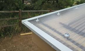 polycarbonate roofing installation greenhouse roof greenhouse corrugated polycarbonate roofing installation