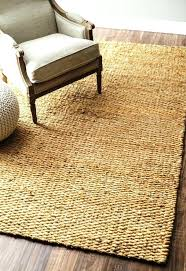 wool and jute rug best of outdoor rugs chunky natural pottery barn