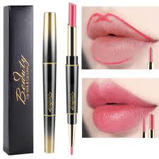 Красная подводка для губ Блестящий карандаш губная <b>помада</b> ...