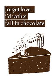 Chocolate Love Quotes Inspiration 48 Chocolate Quotes 48 QuotePrism