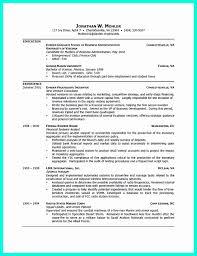 Recent Grad Resume Vast College Resume Recent Graduate Tips To Write
