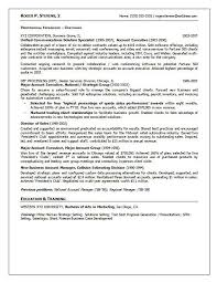 Technical Sales Resume Examples Software Sales Resume Example