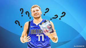 NBA card news: Luka Doncic auto card ...