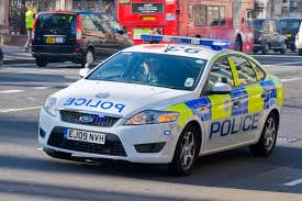 Police Car Lights Uk Drivers Could Be Fined Up To 1 000 For Giving Way To A