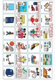 Behavior Chart Reward Chart Visual Weekly Special Education Autism Goal Chart