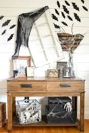 how to decorate a scary halloween home for less little house of