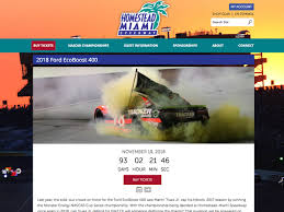 homstead race track in miami florida biltmore video gallery