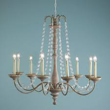 plug in chandelier