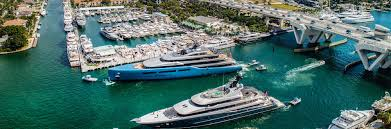 Fort Lauderdale International Boat Show Luxury Yachts