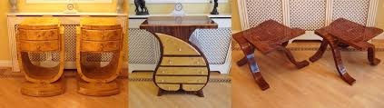 deco style furniture. Art Deco Style Furniture. Above Is Examples Of Bedside Cabinets, A Furniture F