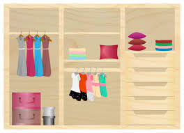 wardrobe template. to create elevation you can learn wardrobe template b