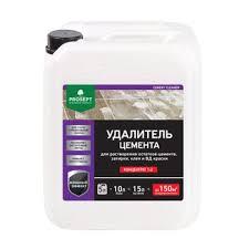 Купить <b>Удалитель цемента Prosept</b> Cement Cleaner, 5 л в ...