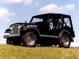 jeep history in the 1980s jeep history cj 5 laredo