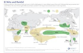 What Unusual Pattern Occurs During El Niño Mesmerizing El Nino Droughts Take Toll In Africa Asia And The Pacific Circle
