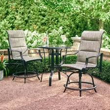 high top outdoor furniture furniture patio furniture accessories wrought iron high top patio furniture with fire pit