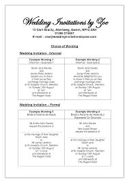formal wedding invitation wording wedding invitation templates Wedding Invite Wording Couple Hosting Uk formal wedding invitation wording uk Wedding Invitation Wording Informal