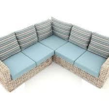 outdoor furniture rattan and teak