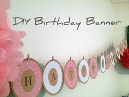 happy birthday poster ideas diy new diy happy birthday banner template room design ideas fancy