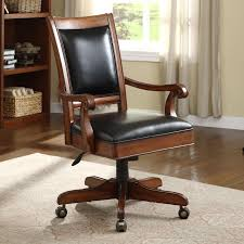 Image Of Best Wooden Desk Chair Ideas Wooden Swivel Desk Chair E30