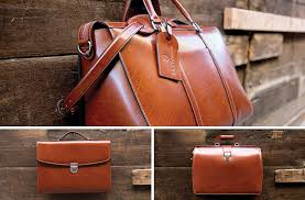 looking for a bag for work play or both our men s leather bag designer mark mcneill can help