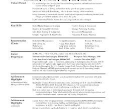 Magnificent Sample Resume For Sales Manager In Hotel Photos