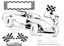 Race Car Coloring Pages Free Printable Police Car G Page Together
