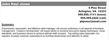 Resume Summaries Samples Sample Resume Objective Statement Badak SlideShare