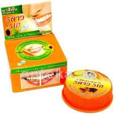 <b>5 star</b> cosmetic травяная <b>зубная паста</b> с экстрактом папайи 25,0 ...