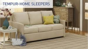 tempurpedic sleeper sofas awesome couch bed sofa gallery for 5