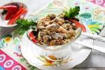 Вторые блюда с куриной печенью рецепты простые и вкусные 186